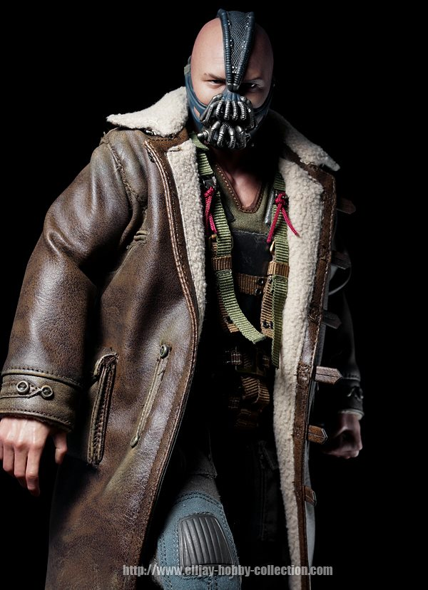 Final Product Images For Hot Toys Bane Figure