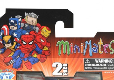Best of Marvel Minimates Series 2 Packaging