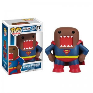 Funko POP Domo DC Comics Vinyl Figures Superman