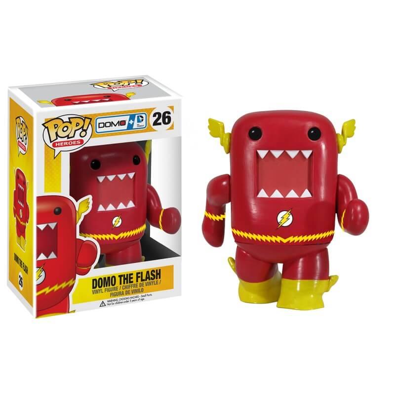 Funko Pop Domo Dc Comics Vinyl Figures Action Figure Fury