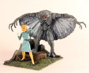 Legendary Monsters Action Figures Mothman