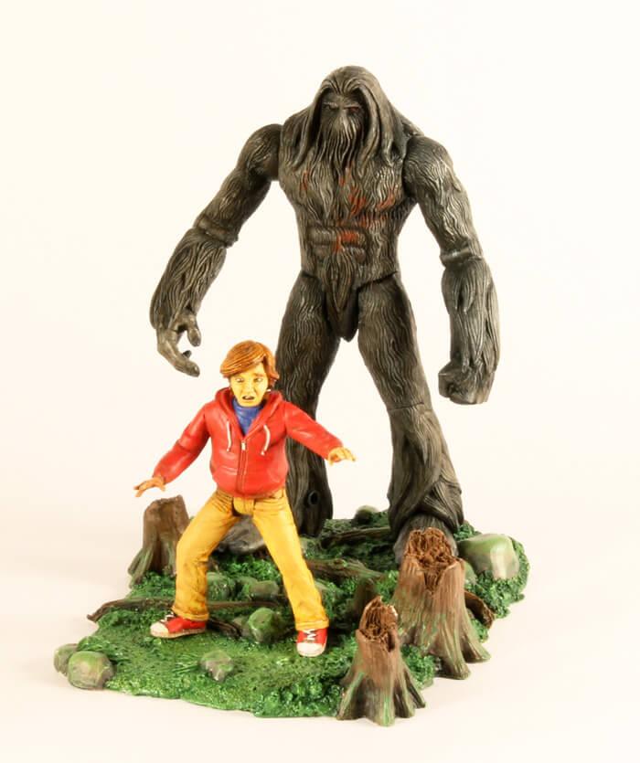 Legendary Monsters Action Figures the missouri monster