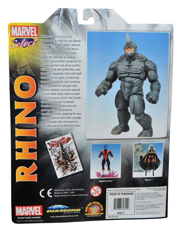 Marvel Rhino