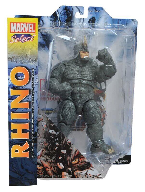 Select Rhino