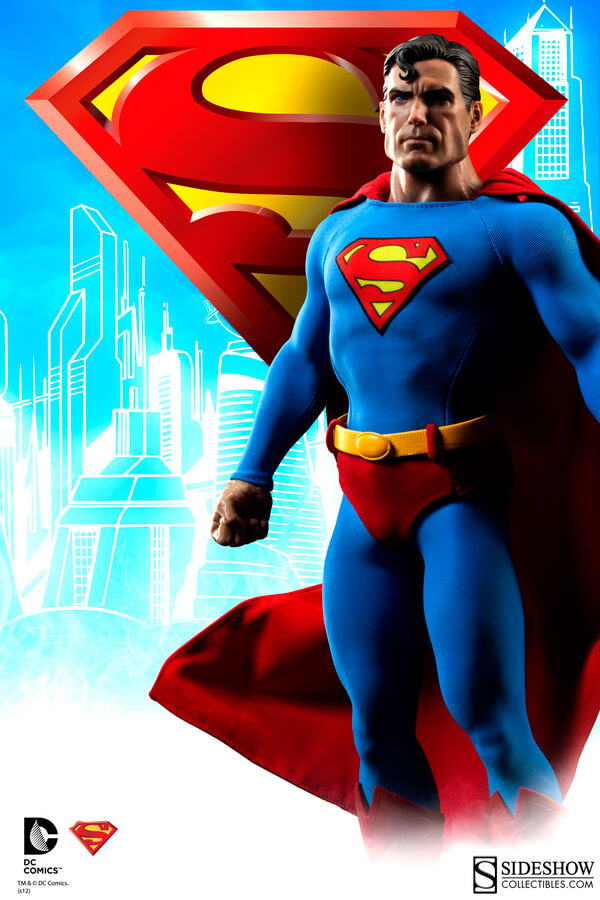 Sideshow Collectibles DC Sixth Scale Figures