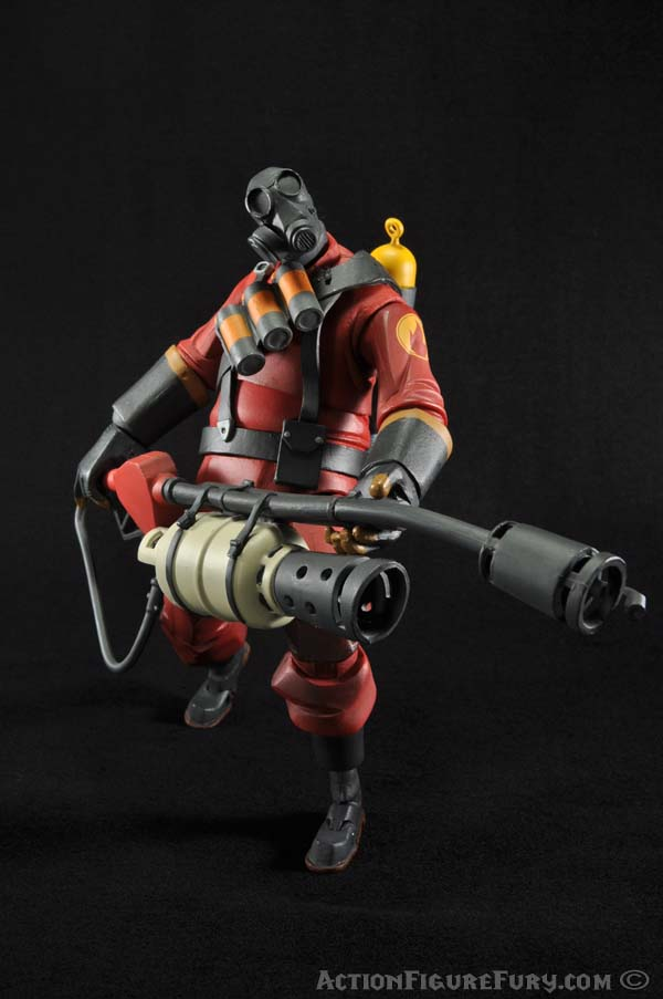 NECA Team Fortress 2 Pyro Figure