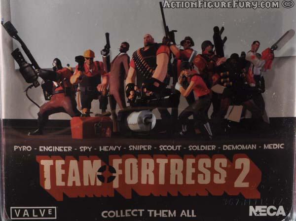 NECA Team Fortress 2 Pyro Figure
