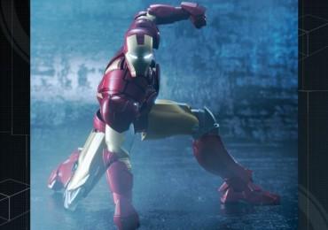 Bandai SH FiguArts Iron Man Mk VI