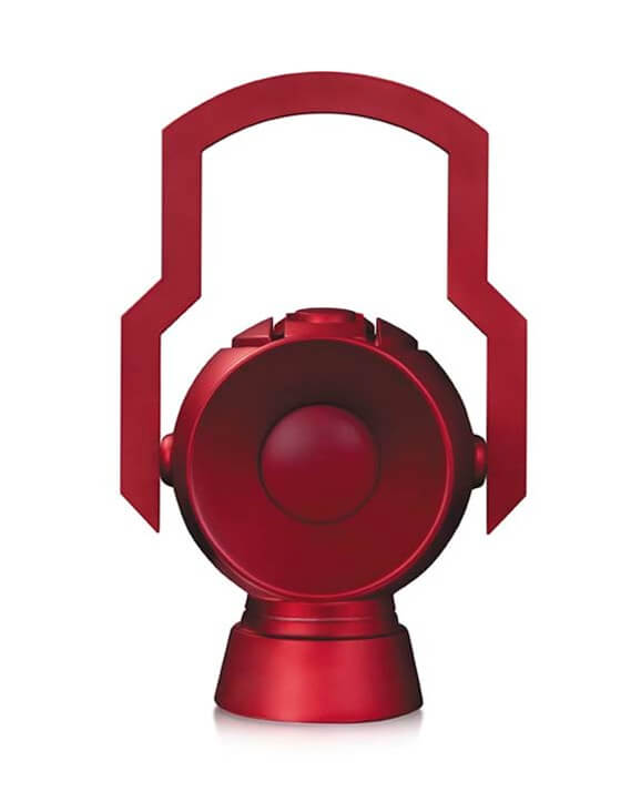 1-1 SCALE RED POWER BATTERY AND RING PROP REPLICA