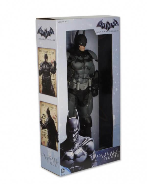 1:4 Scale Batman Arkham Origins Batman Figure