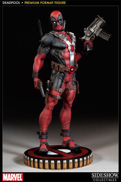Sideshow Collectibles Deadpool Premium Format Figure