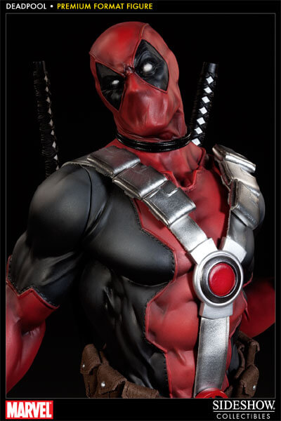 Sideshow Collectible Deadpool Premium Format Figure