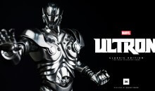 This 3A Ultron Sixth Scale Figure Seeks World Domination in Three Different Forms