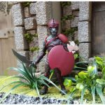 Animal Warriors of the Kingdom Kickstarter funded action figure