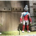 Animal Warriors of the Kingdom Kickstarter funded Pale action figures