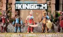 Spero Studios Launches Animal Warriors of The Kingdom Kickstarter