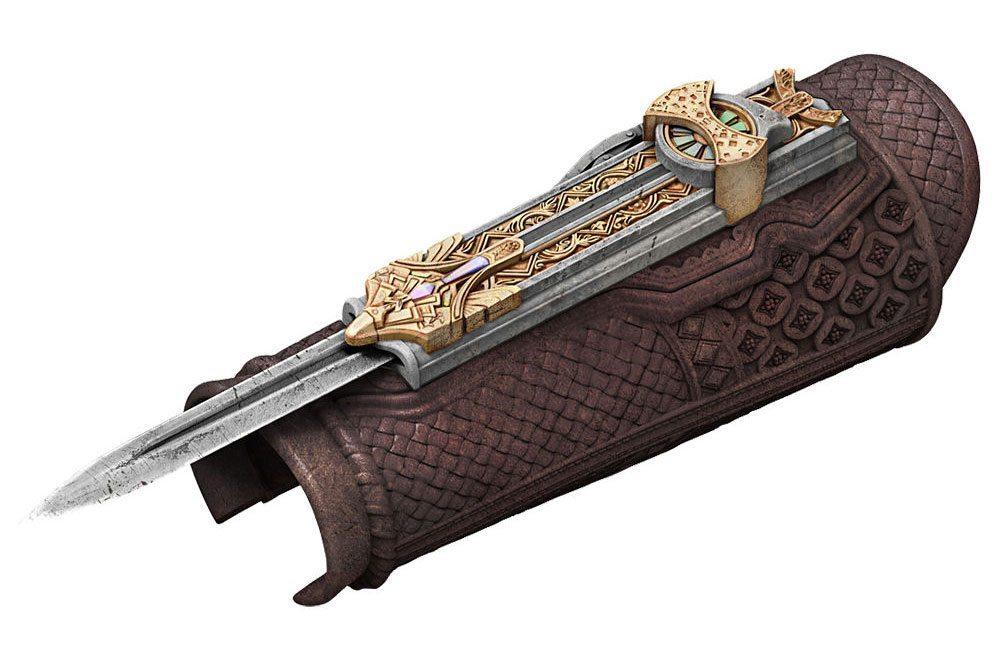 Assassin's Creed Hidden Blade movie prop