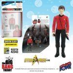 The Bif Bang Pow SDCC2016 Exclusives, Star Trek Big Bang Theory mixed action figure of Howard