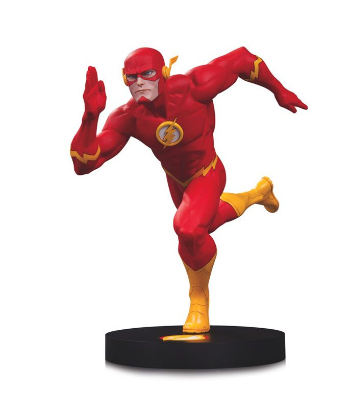 DC Designer Series The Flash statue from DC Collectibles