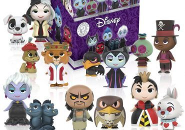 New Disney Villains Mystery Minis from Funko