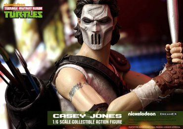 DreamEx new Casey Jones action figure