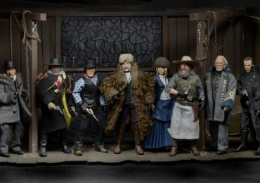 Hateful Eight action figures from NECA