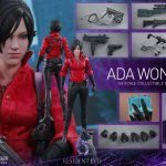 Hot Toys Resident Evil 6 action figure of Ada Wong