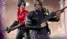 Hot Toys Creating Resident Evil 6 Action Figures of Leon and Ada
