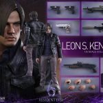 Hot Toys Resident Evil 6 action figure of Leon Kennedy