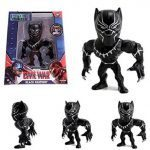 Jada Toys die-cast 4 inch figure for Black Panther