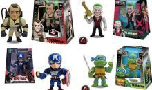 Loads of New Jada Toys Die-Cast 4 Inch Figures Up For Pre-Order