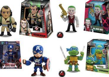Jada Toys die-cast 4 inch figures