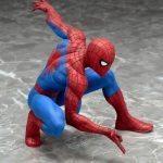 Spider-Man ArtFX statue from Kotobukiya