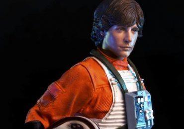 Iron Studios Star Wars statues, Luke Skywalker