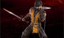 Full Details on Mortal Kombat X Scorpion Statue