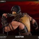 Pop Culture Shock Mortal Kombat X Scorpion statue, regular edition