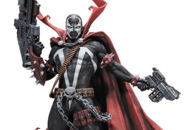 McFarlane Toys Spawn: Rebirth action figure regular edition