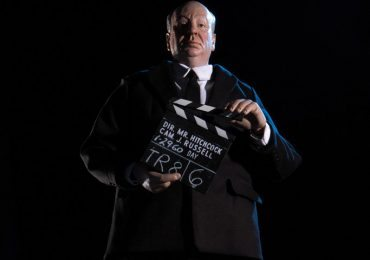 Alfred Hitchcock action figure from Mondo