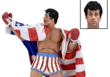 NECA Series 2 Rocky IV action figures, Rocky Balboa
