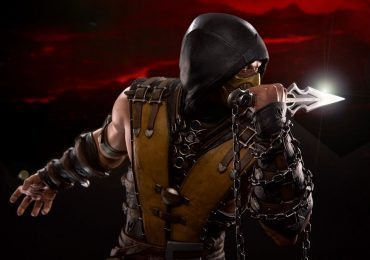 Pop Culture Shock MKX Scorpion statue, a new addition to the Mortal Kombat statues line