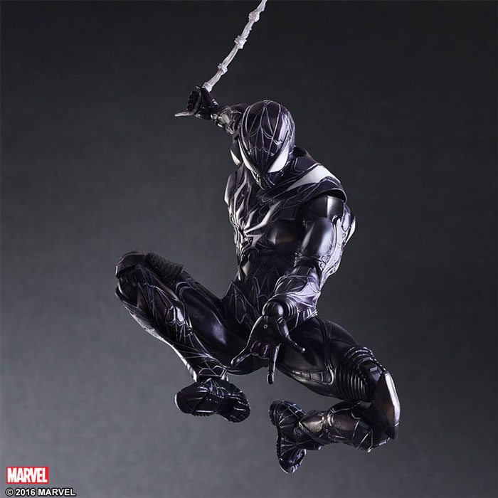 Square Enix Play Arts Kai Spider-Man Action figures