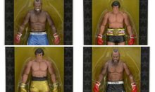 NECA Re-launches Rocky Action Figures