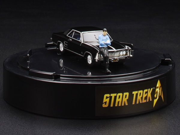 2016 San Diego Comic-Con Mattel exclusives include Spock Hot Wheels