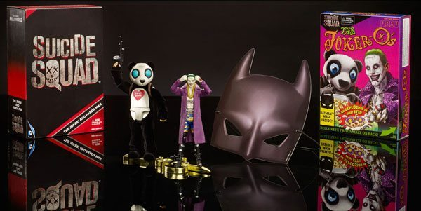 2016 San Diego Comic-Con Mattel exclusives include Joker and Panda Man