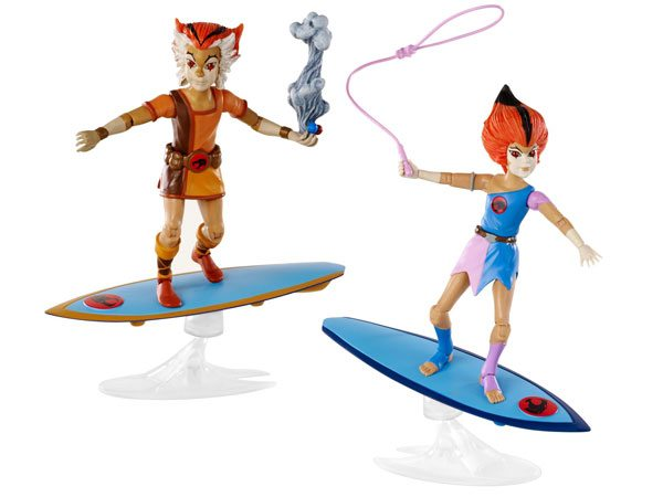 2016 San Diego Comic-Con Mattel exclusives include Thundercats characters