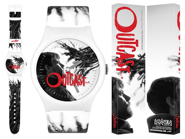 Skybound's SDCC 2106 exclusives watch from Outcast