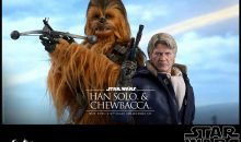 Han Solo and Chewbacca Are Back In Action
