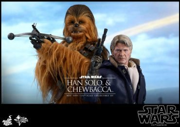 Hot Toys Movie Masterpiece Chewbacca action figures