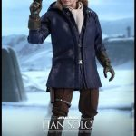 Hot Toys Movie Masterpiece Han Solo action figure