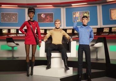 Star Trek Barbie Dolls from the original series